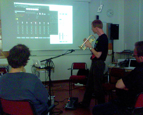 Workshop: live looping