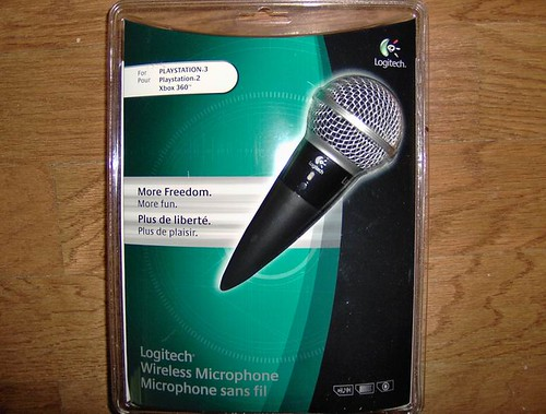 Microphone In Box