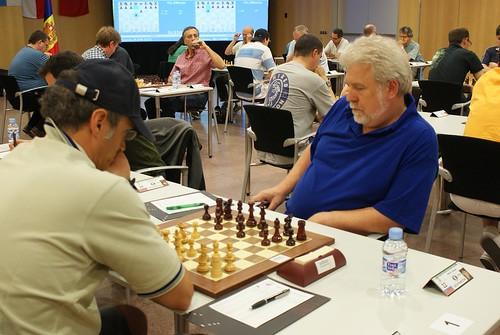 Enrico Grassi (SMR) vs Renato Frick (LIE)