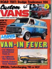 Custom Vans Magazine