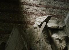 stein an stein, hart auf hart (southgeist) Tags: shadow berlin stone concrete grey zoo grau tierpark stein schatten tierparkfriedrichsfelde waschbeton thelionsleepstonight guessedberlin alfredbrehmhaus löwengehege gwbderteoberlin guessedberlinderteoberlin gwbeyectcher