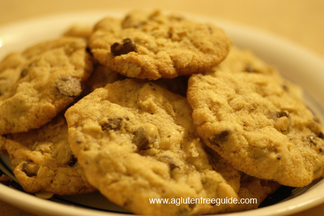 Gluten-Free Oatmeal Cookie Recipe 2