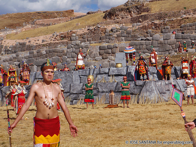 The revived Inti Raymi is enjoyed by proud Cusqueños and tourists alike