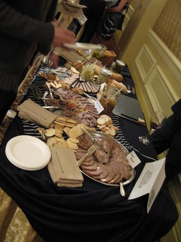 Belmont Butchery spread