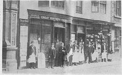 Dolby's Shop circa 1896