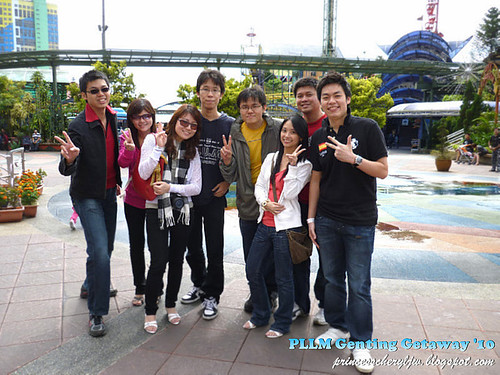 genting - our group