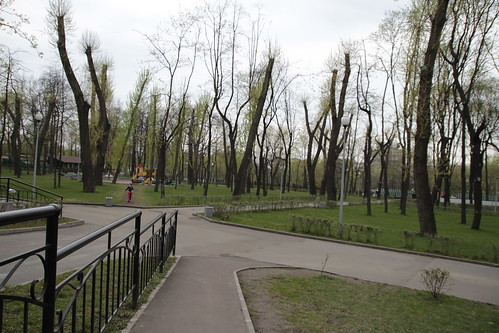 Москва: Детский парк имени 1-го Мая
