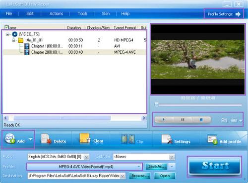 How to Edit Blu-ray Movies on CyberLink PowerDirector 4634156362_712977b8f2