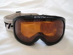 Ski Goggles Perished