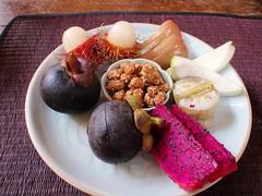 Coupelle de fruits Thaïs