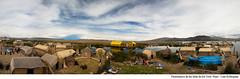 Panoramica de Los Uros (Luis Rodríguez) Tags: uros los panoramica puno perufotoguia