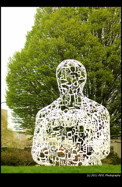 We, 2008 by Jaume Plensa