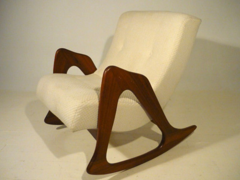 Rocking chair firefly house tags vintage design chair furniture