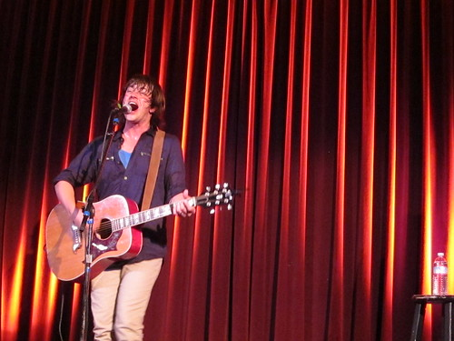 Rhett Miller, Swedish American Hall, 05-07-11