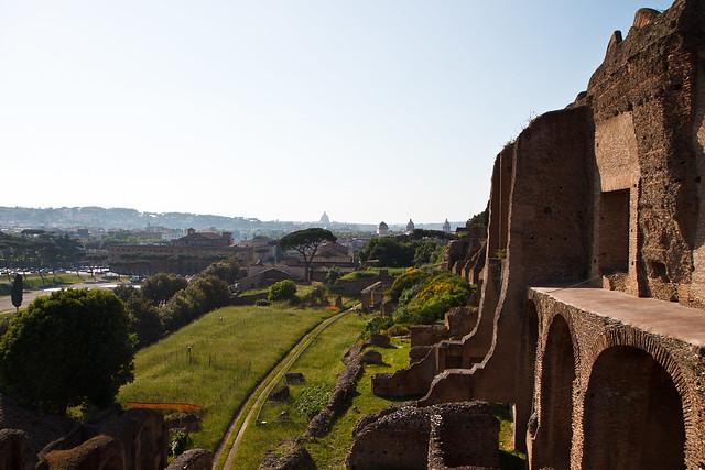 Rome. Palatine Hill