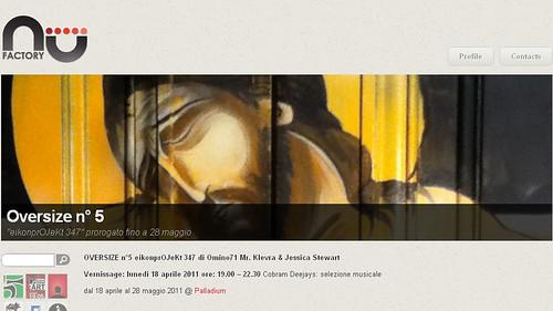 eikonprojekt347 @ palladium - prorogato fino al 28 maggio by OMINO71