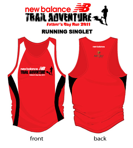 New Balance Trail Adventure Singlet