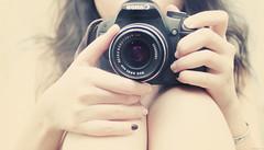 [#143] A self (Chealse V) Tags: zeiss 35mm canon project lens eos kiss days carl m42 flektogon 365 everyday x3 500d