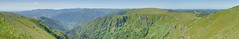 Panoramic from the Hohneck