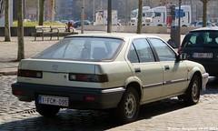 Honda Integra (XBXG) Tags: auto old classic car japan honda asian japanese automobile belgium belgique belgi voiture antwerp integra japon antwerpen anvers ancienne asiatique japonaise hondaintegra vision:text=0557 vision:outdoor=0897 vision:car=0921