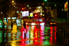 (Lenelenka) Tags: city rain night ukraine m42  44 helios    helios44 helios44m4