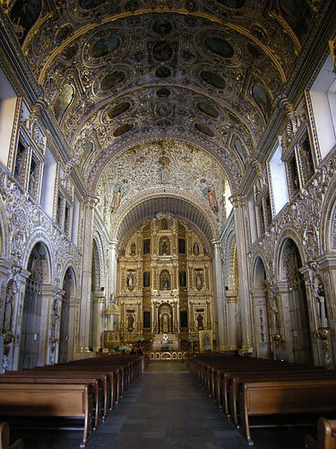 oaxaca church