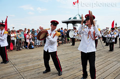 SAF Band in Quebec City (cyberpioneer) Tags: singapore quebec military events saf mindef ministryofdefence republicofsingapore cyberpioneer