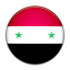 Flag of Syria PNG Icon