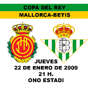 partido Betis Mallorca