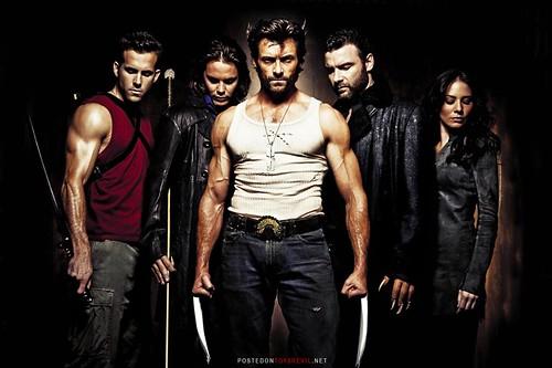 Promotional Photo of X-Men Origin: Wolverine