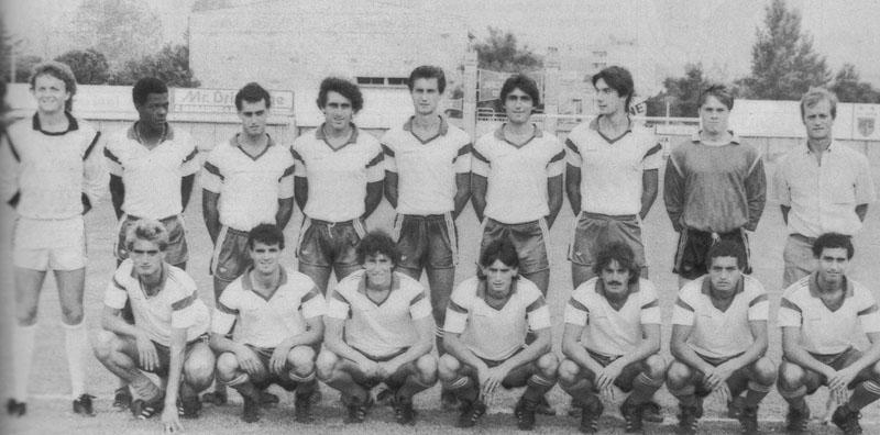 alès 1986-87
