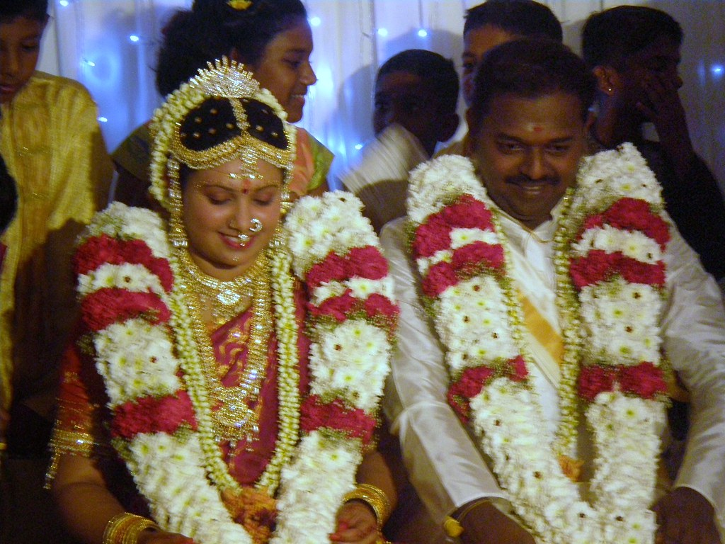 puspawathy & sivanesan's wedding