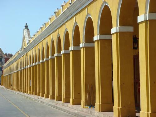 Las Bóvedas, Cartagena.