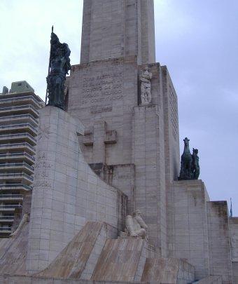 Monumento a la Bandera, en Rosario