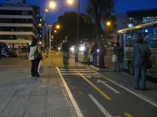 Día sin carro Bogotá 2009