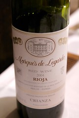 2004 Marqués de Legarda Rioja Crianza