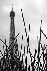 Emergence (Yann Le Biannic) Tags: paris tower tour eiffel quai branly