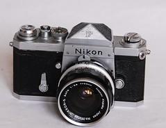 f1964rockwell (nikleitz) Tags: red army nikon flag vietnam f nippon nikkor nikonf ep kogaku photomic f36