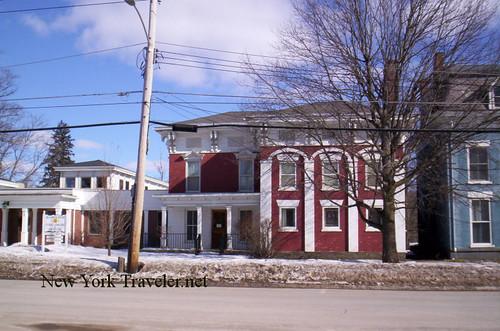 Nice Red House