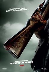 Inglorious Basterds poster#1