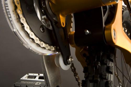 83mm bottom bracket with ISCG 05 mounts