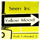 Yellow Mood yellow mood (post 1 & award 2) | flickr