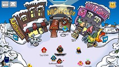 The Town (OfficialClubPenguin) Tags: club penguin disney account cp rare igloo admin moderator billybob clubpenguin rsnail happy77