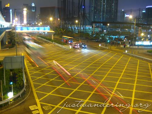 Walking around Hong Kong 01