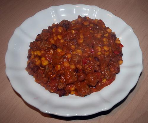 Chilli con Carne - Teller