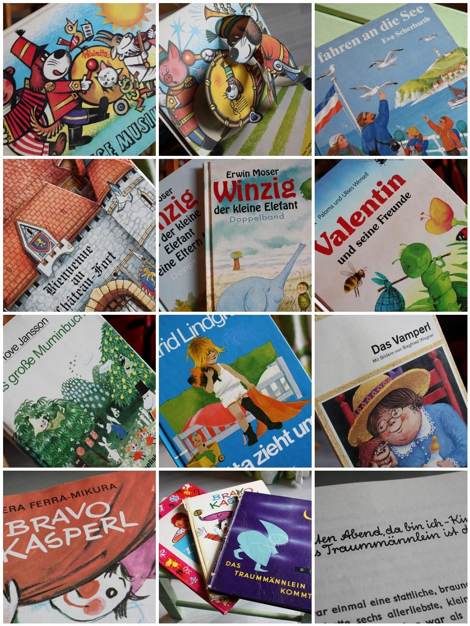Bücher fürs Mauzie