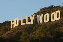 Sunset on Hollywood