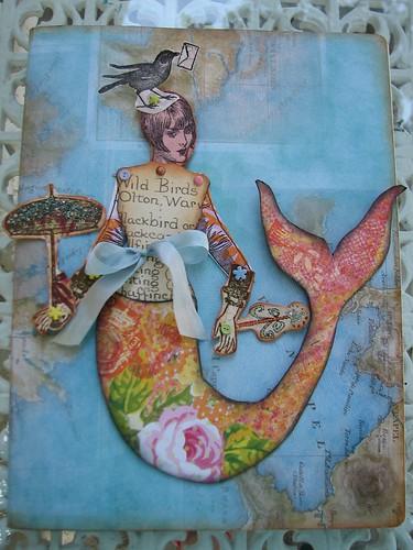 moleskin mermaid journal