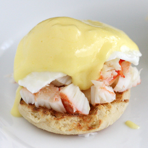 King Crab Meat King Crab Benedict