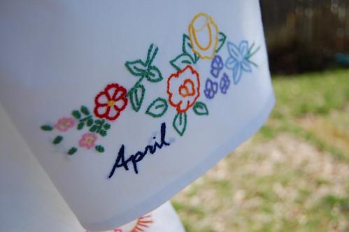 Spring Stitching
